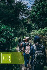 excursión Trekking y Rápel